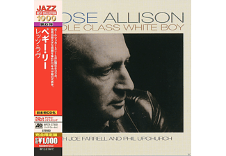 Mose Allison - Middle Class White Boy - (CD)