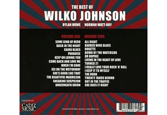 Wilko Johnson - The Best Of [CD]
