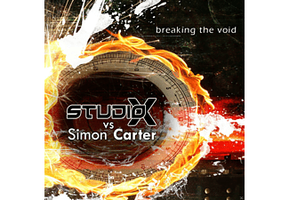 Studio-x, Simon Carter - Breaking The Void [CD]