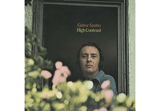 Gabor Szabo - High Contrast [CD]