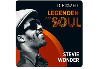 Stevie Wonder - Die Zeit Edition: Legenden Des Soul - (CD)