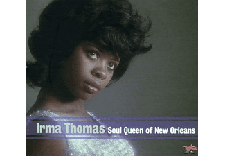 Irma Thomas - Soul Queen Of New Orleans - (CD)