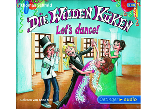 Anne Moll - Die Wilden Küken - Band 10: Let's dance! - (CD)