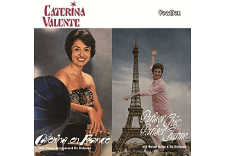 Caterina Valente - Caterina En France & Pariser Chic / Pariser Charme - (CD)