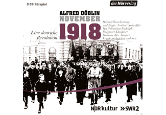 November 1918 - Eine deutsche Revolution - (CD)
