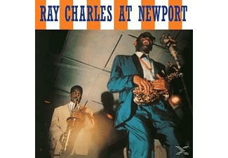 Ray Charles - Live At Newport '58 - (LP + Bonus-CD)
