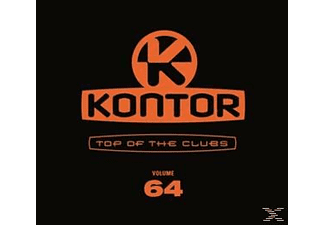 Various - Kontor Top Of The Clubs Vol.64 [CD]