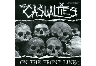 The Casualties - On The Front Line - (Vinyl)