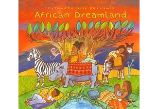 VARIOUS, PUTUMAYO KIDS PRESENTS/VARIOUS - African Dreamland - (CD)