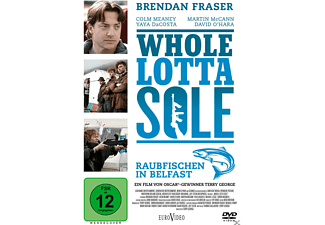 Whole Lotta Sole - Raubfischen in Belfast - (DVD)