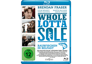 Whole Lotta Sole - Raubfischen in Belfast - (Blu-ray)