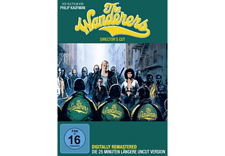 The Wanderers (Director's Cut, Neuauflage) - (DVD)