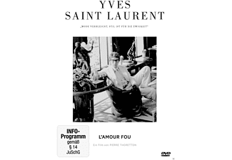 Yves Saint Laurent [DVD]