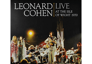Leonard Cohen - Live At The Isle Of Wight 1970 - (DVD + CD)