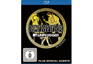 The Scorpions - MTV Unplugged - (Blu-ray)