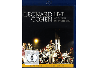 Leonard Cohen - LEONARD COHEN LIVE AT THE ISLE OF WIGHT 1970 - (Blu-ray)