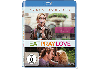 Eat, Pray, Love - (Blu-ray)