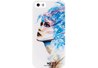WHITE DIAMONDS Isis, Apple, Backcover, iPhone 5, iPhone 5s, iPhone SE, Kunststoff, Weiß