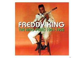 Freddy King - The King Years 1961-1962 (CD)