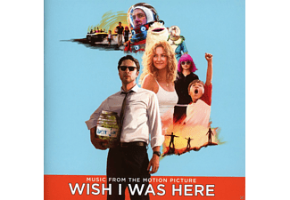 OST/VARIOUS - Wish I Was Here (Music From The Motion Picture) - (CD)