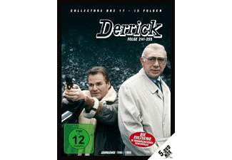Derrick: Collector's Box Vol. 17 (Folge 241-255) - (DVD)