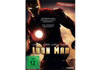 Iron Man (Original deutsche Kino-Version) - (DVD)