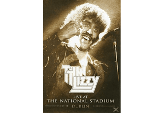 Thin Lizzy - Live At The National Stadium Dublin 1975 [DVD]