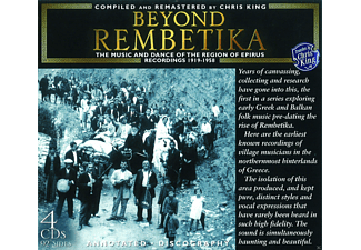 VARIOUS - Beyond Rembetika: The Music And Dance Of The Region Of Epirus 1919 - 1958 - (CD)