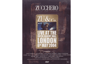 Zucchero - Zu & Co - Live At The Royal Albert Hall - (DVD)