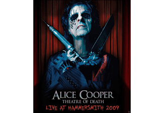 Alice Cooper - Theatre Of Death - Live At Hammersmith 2009 - (Blu-ray)