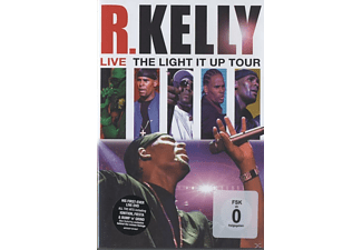 R. Kelly - Live - The Light It Up Tour - (DVD)