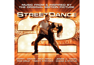 VARIOUS, O.S.T. - Streetdance 2 (Ost) [CD]