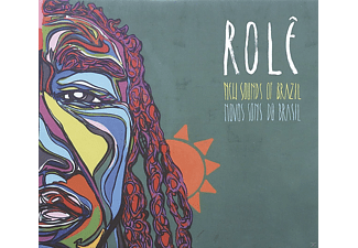 VARIOUS - Role:New Sounds Of Brazil - (CD)