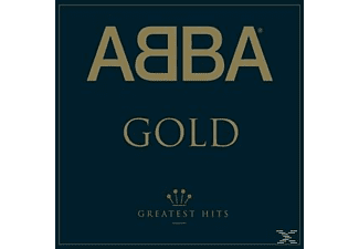 ABBA - GOLD (LTD.BACK TO BLACK VINYL) [Vinyl]