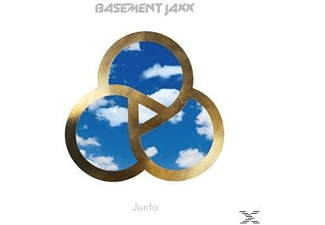 Basement Jaxx - Junto (2LP+CD) [LP + Bonus-CD]
