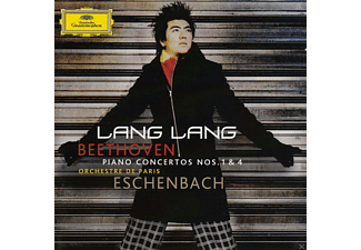 Orchestre De Paris, Lang Lang - Klavierkonzerte 1&4 (CD+Bonus DVD) - (CD + DVD Video)