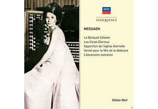 Gillian Weir - Messiaen: Organ Works - (CD)