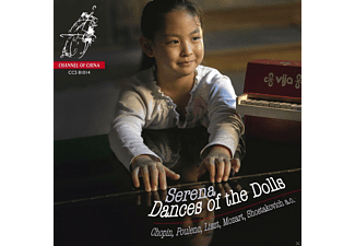 Serena Wang - Dances Of The Dolls - (CD)