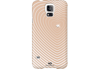 WHITE DIAMONDS Heart Galaxy S5 Handyhülle, Rosegold