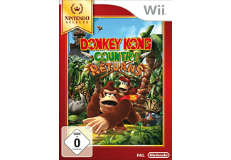 Donkey Kong Country Returns (Nintendo Selects) - Nintendo Wii
