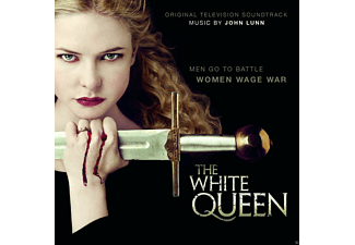 John Lunn - The White Queen - (CD)
