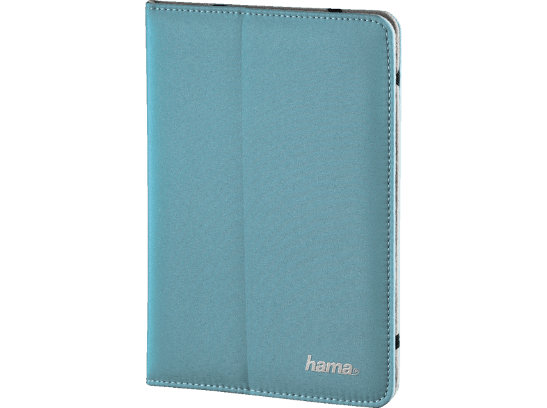 HAMA Strap Portfolio for Tablets up to 20.3 cm (8) Τurquoise - (00126746) computing   tablets   offline αξεσουάρ tablet θήκες tablet έως 8 τηλεφωνία   πλο