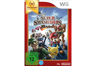 Super Smash Bros. Brawl (Nintendo Selects) - Nintendo Wii