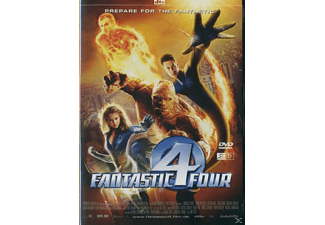 Fantastic Four - (DVD)