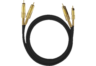OEHLBACH 2029 NF 1 Set 1x 1 m Cinch-Kabel