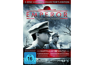 Emperor - Kampf um Frieden (Collector's Edition, Limited Mediabook) - (Blu-ray + DVD)
