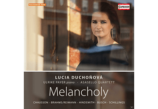 Lucia Duchonova, Ulrike Prayer, Asasello Quartett - Melancholy - (CD)
