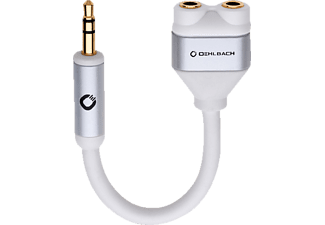 OEHLBACH 60020 I-Connect Klinken Adapter