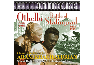 Slovak Radio Symphony Orchestra - Battle Of Stalingrad / Othello - (CD)
