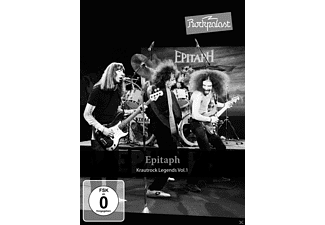 Epitaph - ROCKPALAST - KRAUTROCK LEGENDS 1 - (DVD)